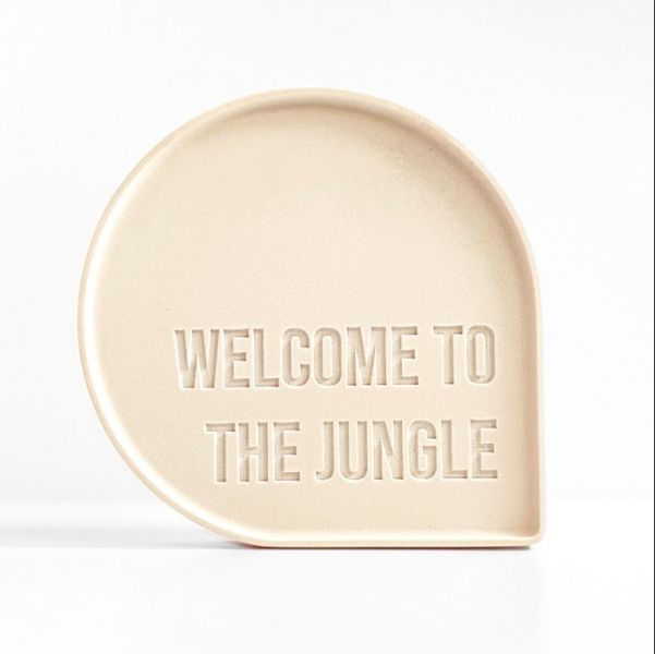 Bubble Quote / Welcome To The Jungle