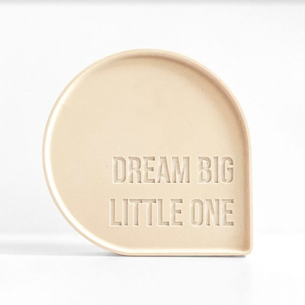 Bubble Quote / Dream Big Little One