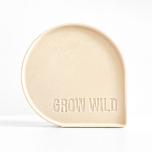Bubble Quote / Grow Wild