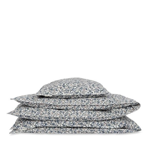 Junior Bedding / Floral Blue