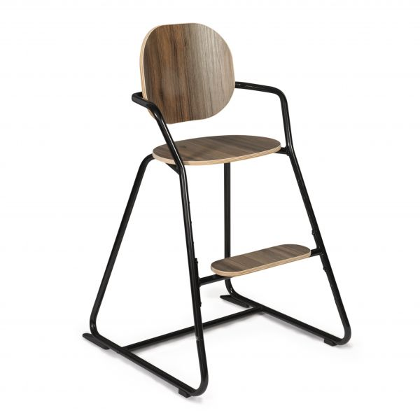 Tibu High Chair / Black Edition