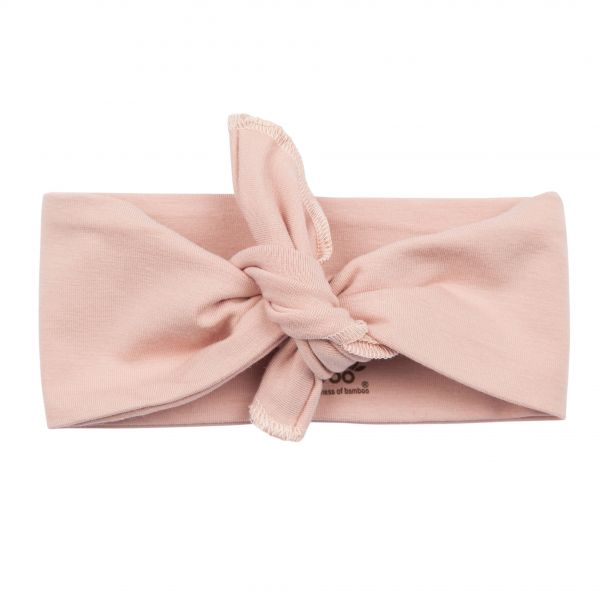 Baby Head Band / Misty Rose