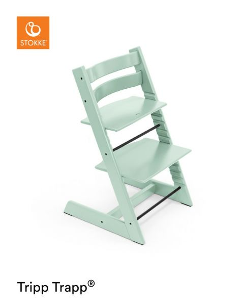 Tripp Trapp Chair / Soft Mint