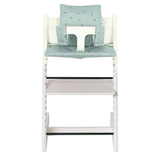 High Chair Cushion / Mountains