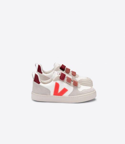 Sneaker V-10 Bonton Fluo Marsa