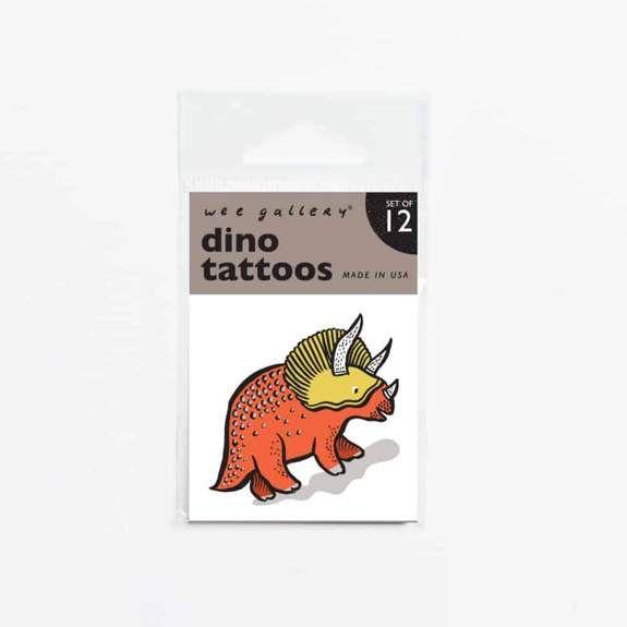 Tattoos / Dino