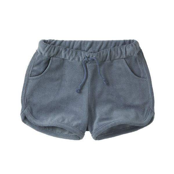 Retro Short Terry Stone