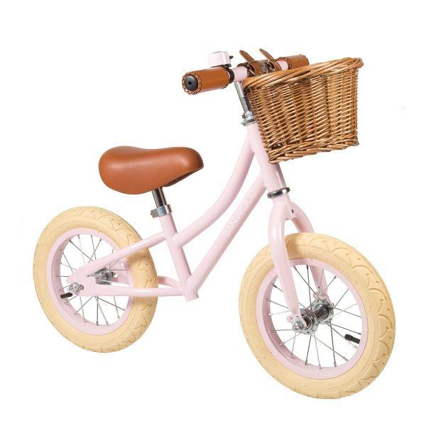First go! Balance Bike / Pink