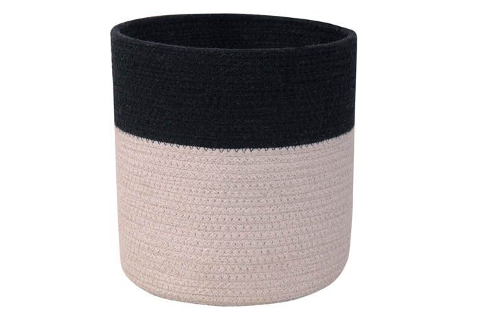 Basket Dual Black / Pearl Grey