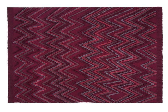 Washable Rug / Earth Savannah Red
