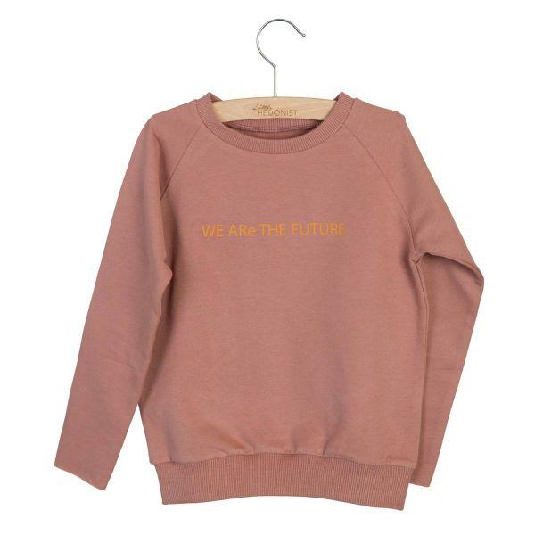 Sweater Caecilia Print / Burlwood