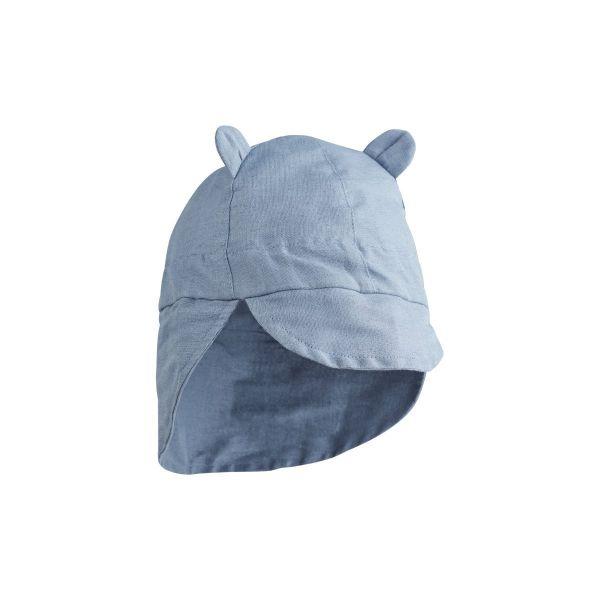 Eric Sun Hat / Blue Wave