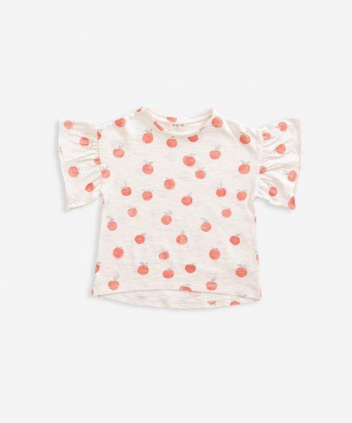 Flamé Jersey T-shirt / Pearl