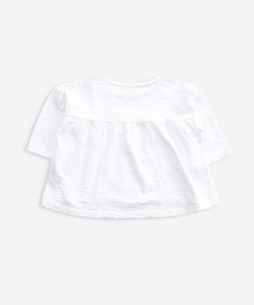Flamé Jersey LS T-shirt / Cotton