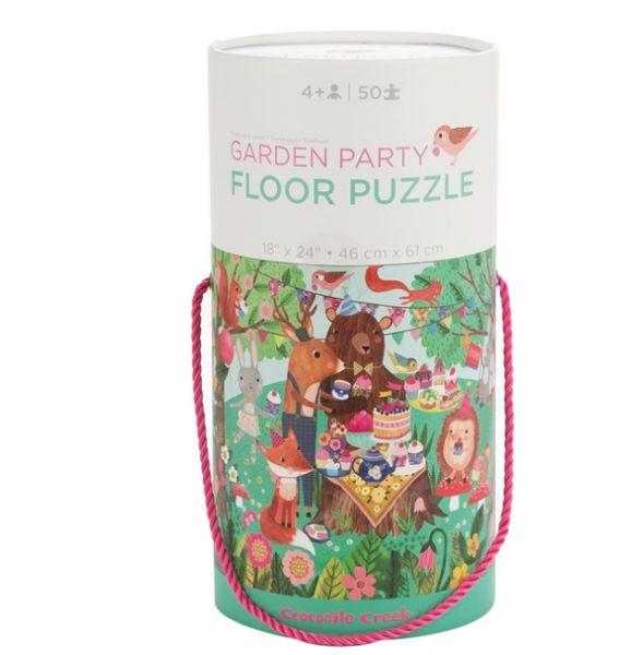 Floor puzzle / Garden Party