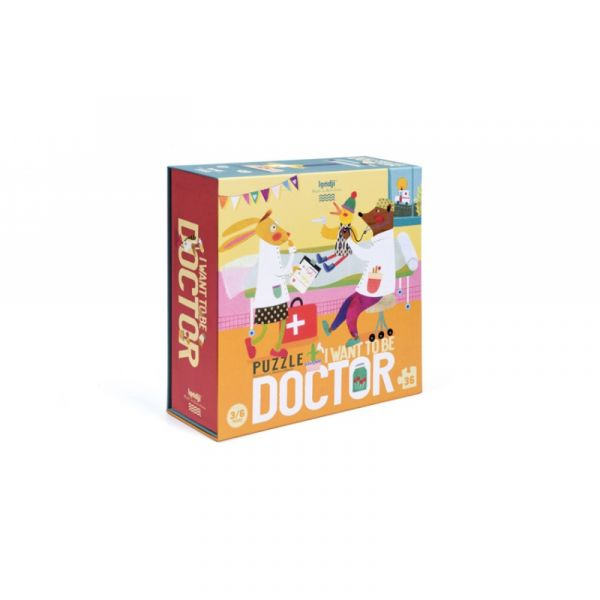 Puzzel - I want to be a doctor