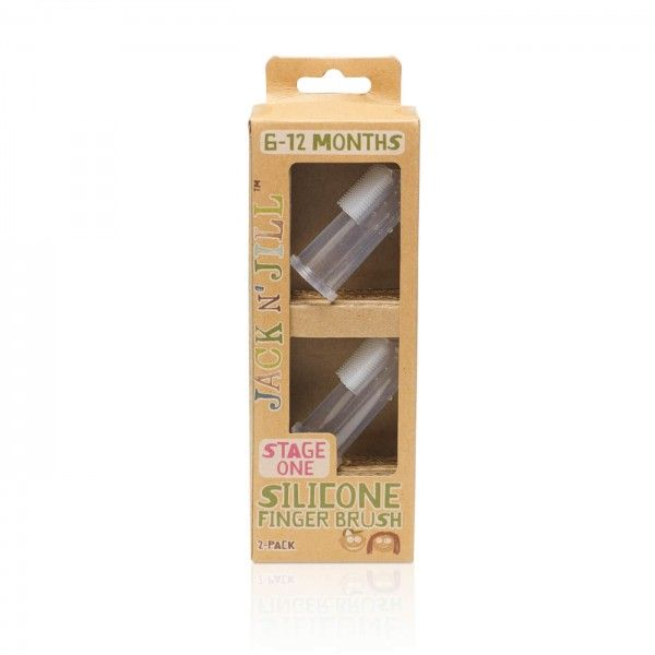 Silicone Finger Brush / 2-pack