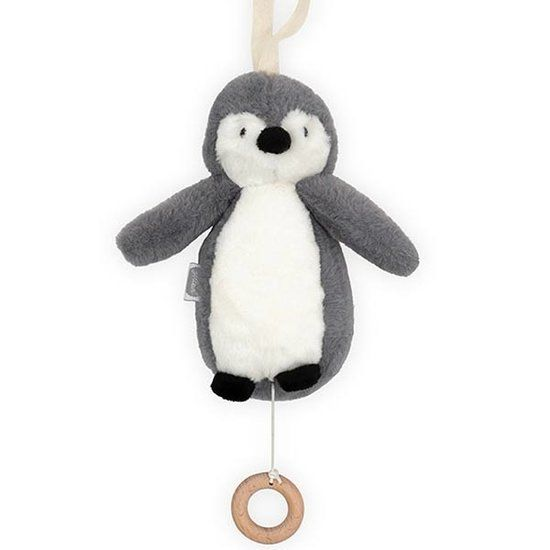 Muziekhanger Pinguin / Storm Grey