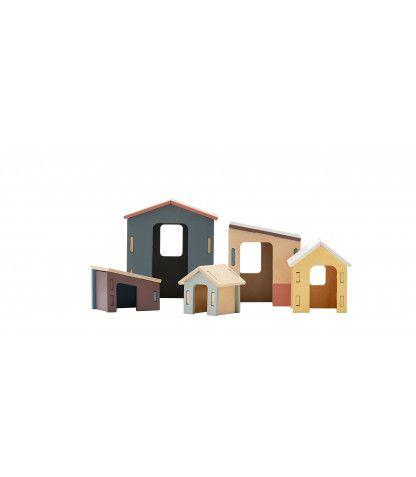 Mini House Kit Edvin