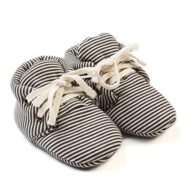 Baby Booties / Stripe