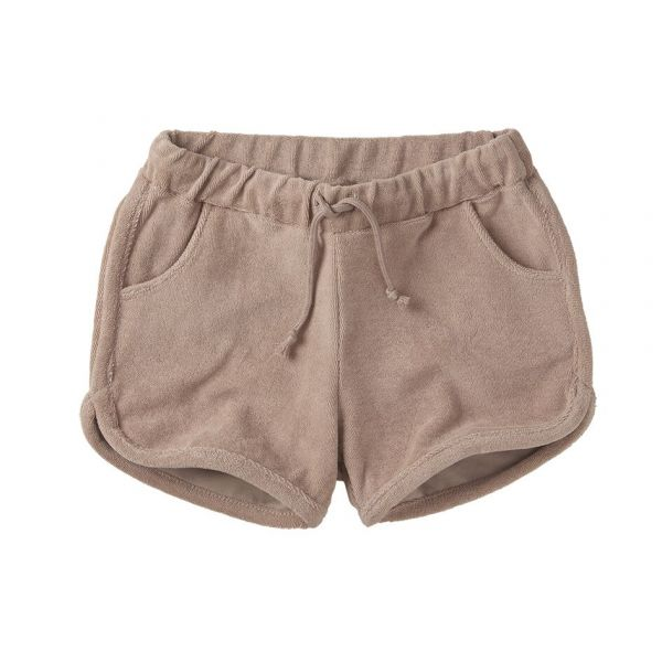 Retro Short Terry Fawn