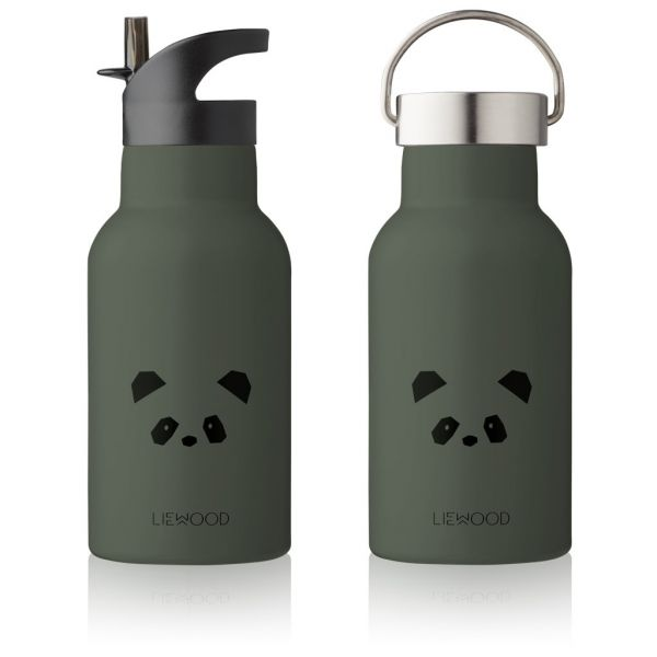 Anker Water Bottle / Panda Hunter Green