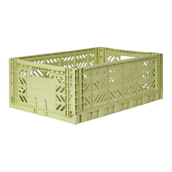 Ay-Kasa Maxi-box / Lime Cream