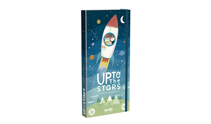 Wooden Toy - Up to the stars