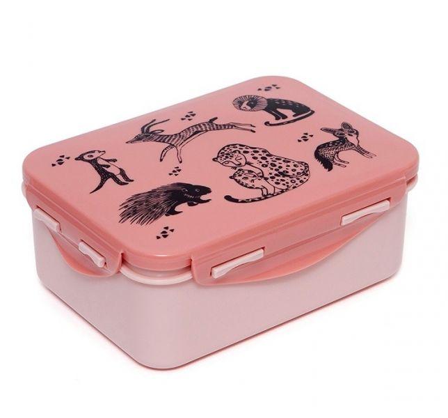 Lunchbox / Black Animals