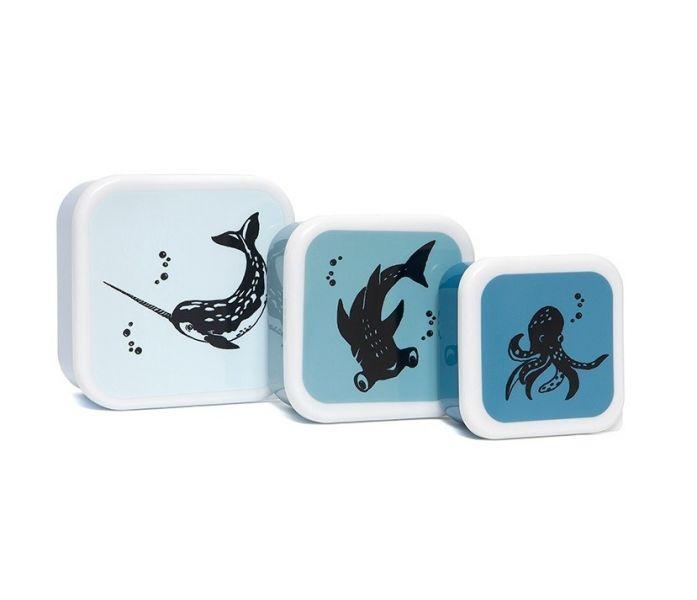 Lunchbox Set / Sea Animals