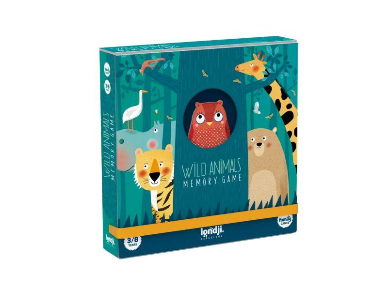 Memo / Wild Animals