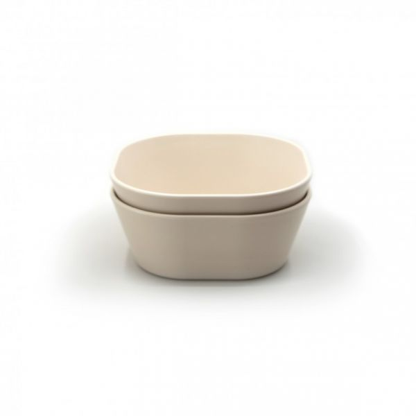 Bowls Square Ivory