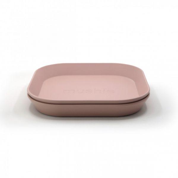 Plates Square / Blush