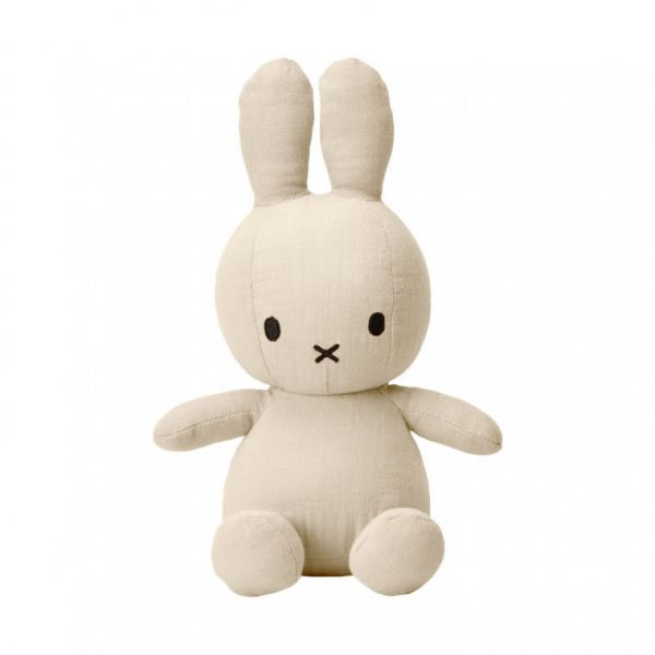 Miffy Sitting Mousseline / Cream