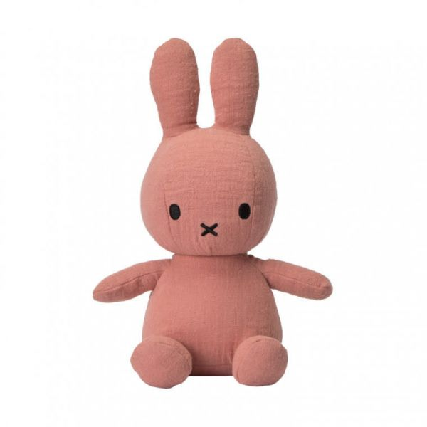 Miffy Sitting Mousseline / Pink