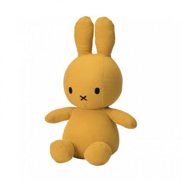 Miffy Sitting Mousseline / Yellow