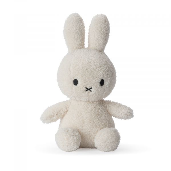 Miffy Sitting Terry / Cream