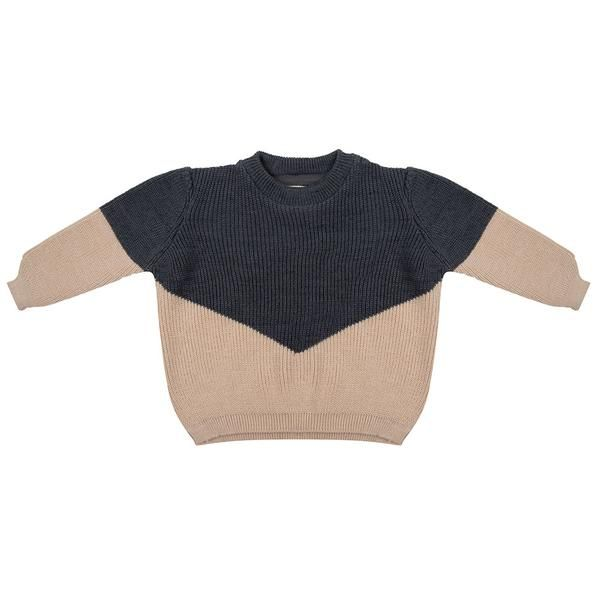Knit Sweater / Iron