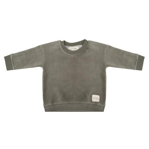 Sweater / Corduroy Green