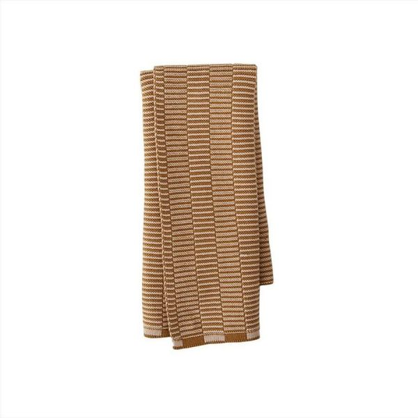 Stringa Mini Towel - Caramel / Rose
