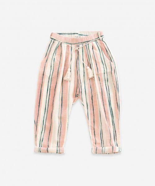 Printed Woven Trousers / Rita