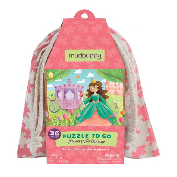 Puzzle To Go  / Pretty Princess