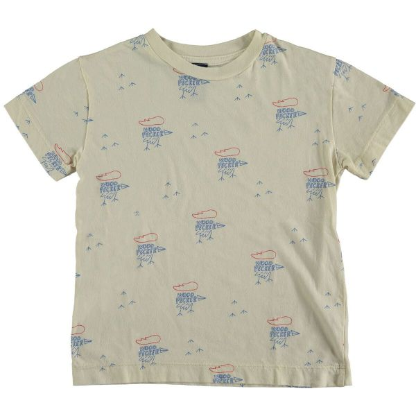T-shirt Classic Small Woodpekers / Ivory