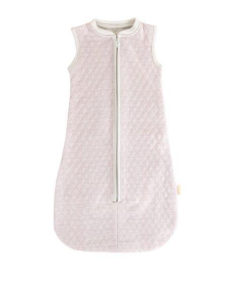 Lux printed sleeping bag / Pink