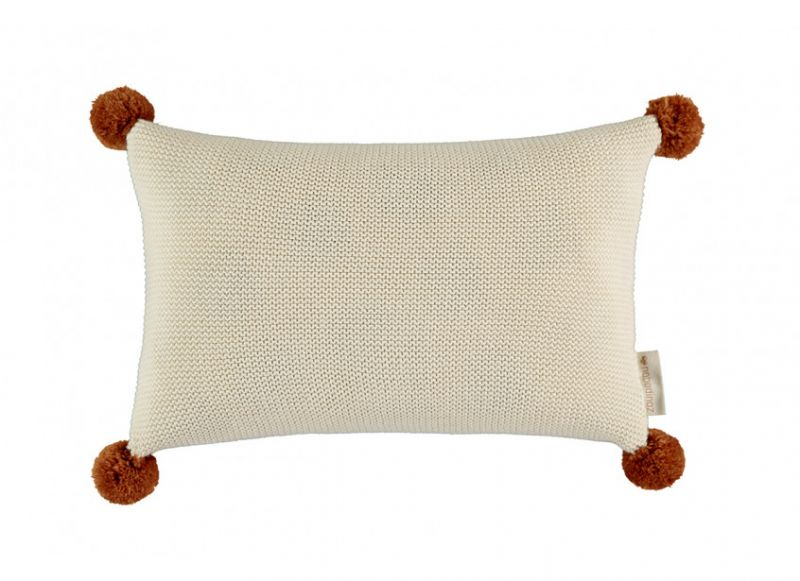 So Natural Knitted Cushion / Natural