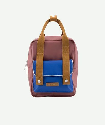 Backpack Envelope Deluxe S / Brick - Blue - Brown