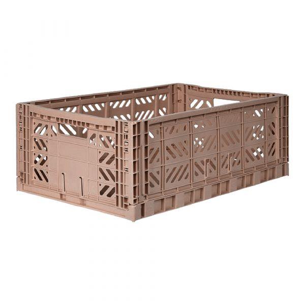 Ay-kasa Maxi-box / Warm Taupe