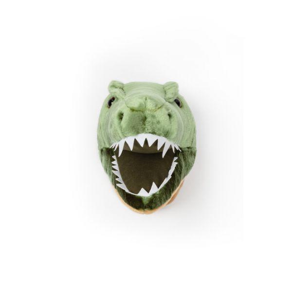 Pluchen Dierenkop Hendrik / T-rex