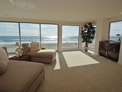 Oxnard Shores master suite
