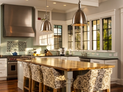 Modern Farmhouse Kitchen - Decatur, GA